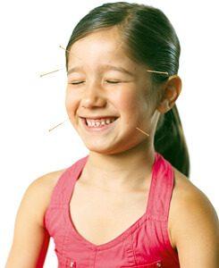 Agopuntura nei Bambini